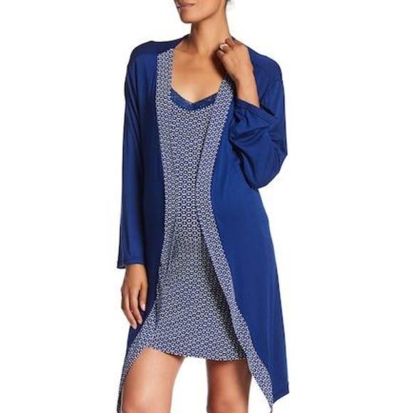 3e8d2bd005c22 Lamaze Intimates & Sleepwear | Womens Nursing Robe And Chemise ...